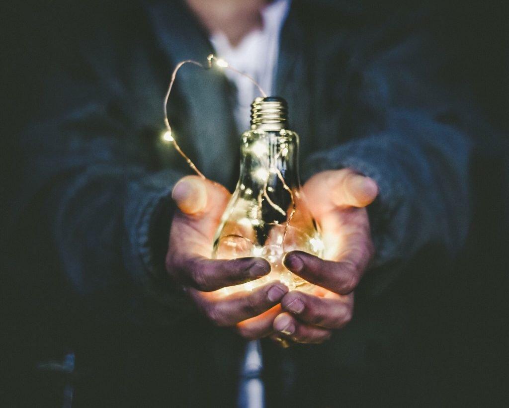 light bulb moment nlp